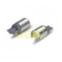 LED autožárovka W5W CAN-BUS 1W 12V CW s čočkou (SMD 5630)