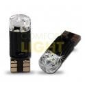 LED autožárovka W5W CAN-BUS 2W 12V CW (SMD 3014)