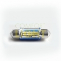 LED autožárovka C5W 1,6W 12V CW 39mm (SMD 3014)