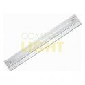 Podlinkové výklopné svítidlo - ALEXA 13W - svorkovnice, bílá