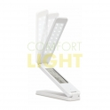USB LED multifunkční stolní LED lampička - bílá