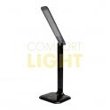ROBIN stolní LED lampička - černá (3 řežimy svícení)