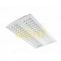 Vestavné LED svítidlo ROMA-W 25W NW (2750lm) - 2x60cm