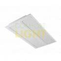 Vestavné LED svítidlo VERONA-W 25W NW (2750m) - 2x60cm