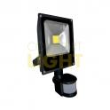 LED svítidlo DAISY PIR MCOB 20W CW (1400lm)