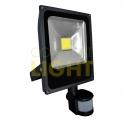LED svítidlo DAISY PIR MCOB 30W CW (2100lm)