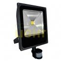 LED svítidlo DAISY PIR MCOB 50W CW (3400lm)