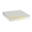 Přisazené LED svítidlo SMART-S 18W WW/NW (1200lm)