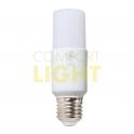 LED žárovka - 6W E27 WW / NW / CW (470lm) - GE LED Bright Stik™