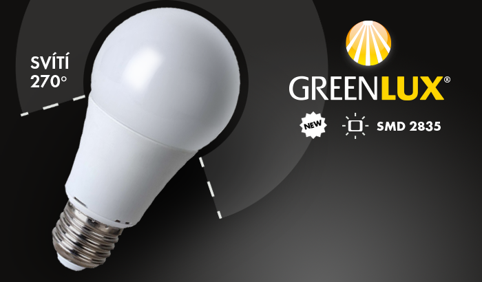 GREENLUX LED SMD II 270°