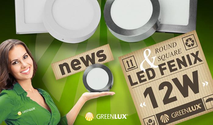 LED svítidla FENIX