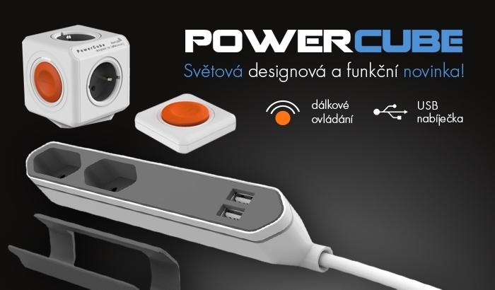 Novinky PowerCube