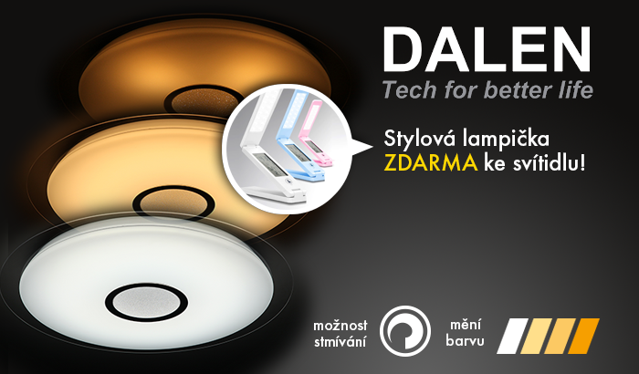 Inteligentní LED svítidla